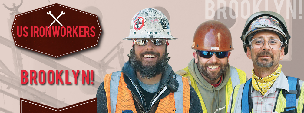 US Ironworkers: Local 361 Brooklyn