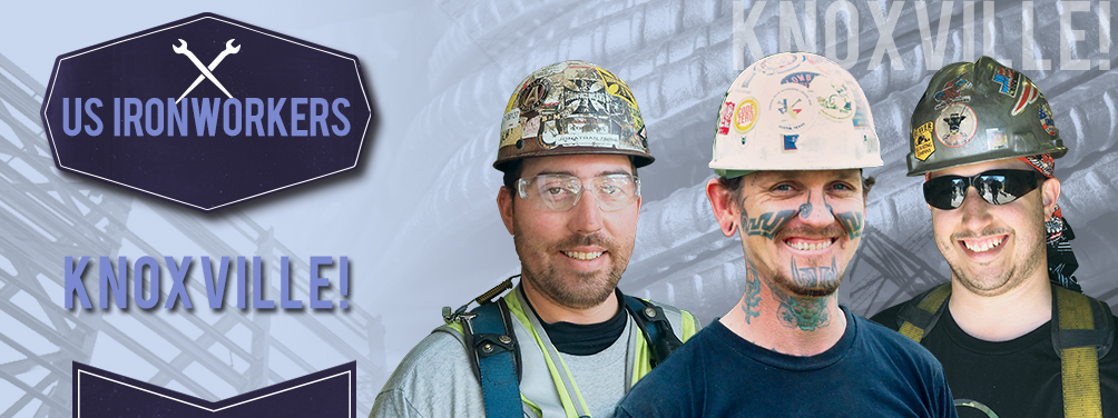 US Ironworkers: Local 384 Knoxville