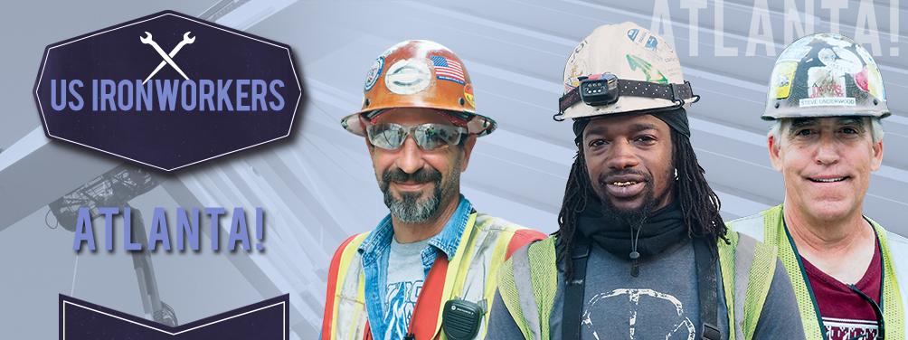 US Ironworkers: Local 387 Atlanta