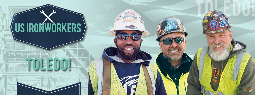 US Ironworkers: Local 55 Toledo